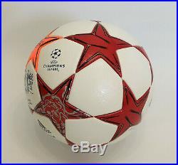 Adidas Champions League Fußball Finale Wembley 2011 Official Matchball