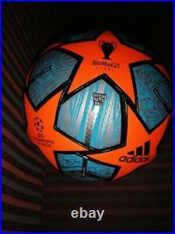 Adidas Champions League Istanbul 2021 Final Official Match Ball 5 No Box