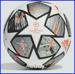 Adidas Champions League Istanbul 2021 Final Official Match Ball, GK3477, size 5