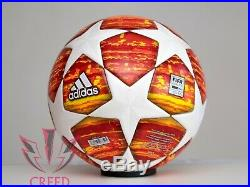 Adidas Champions League Madrid Finale 19 Official Match Ball+with Box+free Bag