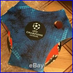 Adidas Champions League OMB Finale WINTER 2018-19 size 5 Fifa approved with box