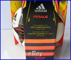 Adidas Champions League Official Match Ball 2014-2015 Football Soccer