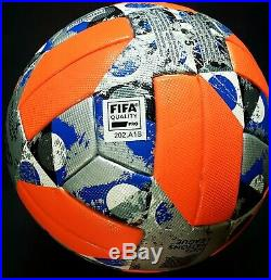 Adidas Champions League and other Winter Balls Lot Of 4 OMB size 5 fifa apprived