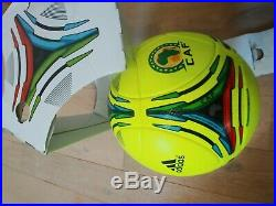 Adidas Comoequa Matchball CAF Africa Cup 2012 Gabon OMB. Game míe