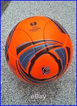 Adidas EUROPA LEAGUE 2011-12 Powerorange Match Ball Size 53