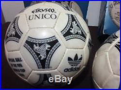 Adidas Etrusco UNICO TM Original 1990 Official World Cup ITALIA 90 Match Ball