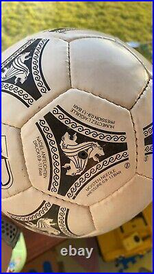 Adidas Etrusco Unico 1990 ITALIA Official Matchball Made In France