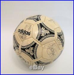 Adidas Etrusco Unico EM 1992 Fussball matchball