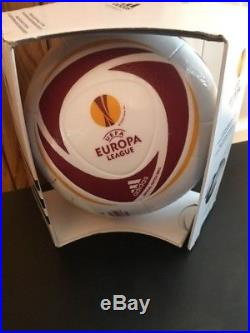 Adidas Europa League Matchball new In Box 2010 Speedcell Jabulani