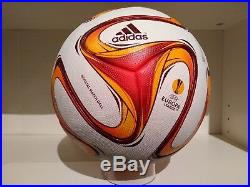 Adidas Europa League Official Final Match Ball WARSAW 2015 with imprints