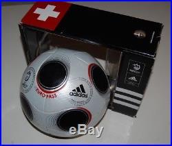 Adidas Europass Euro Cup 2008 Official Match Ball Omb New Box Footgolf