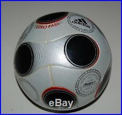 Adidas Europass Euro Cup 2008 Official Match Ball Omb New Footgolf Tango