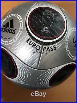 Adidas Europass Gloria Matchball 2008 Used Speedcell Jabulani Footgolf