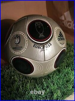 Adidas Europass Gloria Official Match Ball Euro 2008 art. 604897 TYPE FOOTGOLF