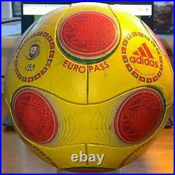 Adidas Europass Matchball 2008 Liga Portuguesa TeamGeist Jabulani