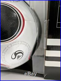 Adidas Europass Official Match Ball Euro 2008 Vienna Austria NIB SIze 5