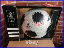 Adidas Europass Official Matchball OMB Euro 2008 Box Footgolf Speedcell