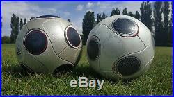 Adidas Europass ball (Finale Terrapass Jabulani Europass Teamgeist Speedcell)
