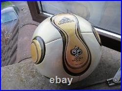 Adidas FIFA World Cup 2006 Final Germany, Berlin Teamgeist Official Match Ball