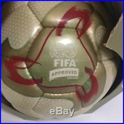 Adidas Fevernova 2002 FIFA World Cup Official match ball Soccer Ball 01