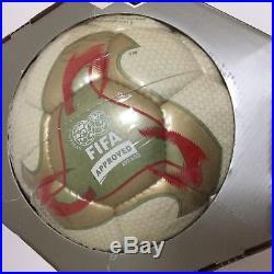 Adidas Fevernova 2002 FIFA World Cup Official match ball Soccer Ball 02