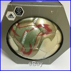 Adidas Fevernova 2002 FIFA World Cup Official match ball Soccer Ball