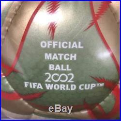 Adidas Fevernova 2002 Japan Korea World Cup Official Soccer Ball