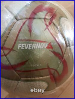 Adidas Fevernova Japan-Korea World Cup 2002 Soccer Ball japan first shipping