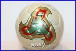 Adidas Fevernova Match Used Ball Rare Fifa World Cup 2002 Japan Korea Kirin Cup