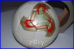 Adidas Fevernova World Cup 2002 Official Match Ball Omb Korea Japan New