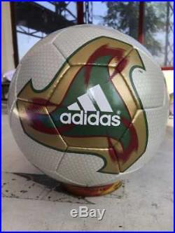 Adidas Fevernova World Cup Ball 2002 Authentic Ball