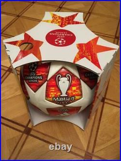 Adidas Final Madrid 2019 UEFA Champions League Match Ball authentic +box DN8685
