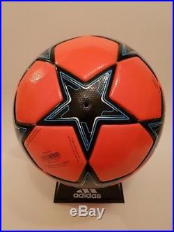 Adidas Finale 10 Powerorange PROTOTYP Matchball Champions League Ball OMB