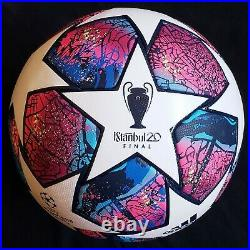 Adidas Finale 20 Official Match ball Istanbul 2020 Champions League OMB