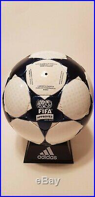 Adidas Finale 3 Matchball Champions League Saison 2003/2004 Ball Fussball