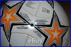 Adidas Finale 7 Champions League Official Match Ball Omb New 2007 2008 Tango
