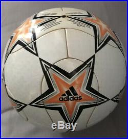 Adidas Finale 7 Official Match Ball (Jabulani, Speedcell, Europass, Teamgeist)