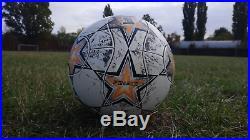 Adidas Finale 7 official ball Champions League 2007/2008 Jabulani Europass Tea