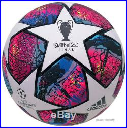 Adidas Finale Istanbul 2020 Matchball Spielball Champions League FH7343 WOW