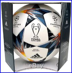 Adidas Finale Kiev 2018 Profi Matchball/ Spielball Uefa Champions League Cf1203