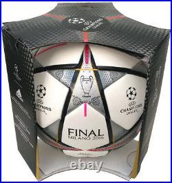 Adidas Finale Milano 2016 Profi Matchball Spielball Uefa Champions League Finale