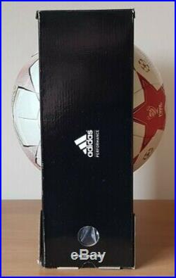 Adidas Finale Moscow UEFA Champions League Final 2008 Official Match Ball