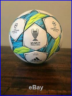 Adidas Finale Official Match Ball Lot Champions League Final Stars