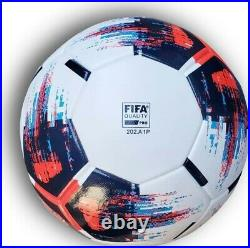 Adidas Football Soccer Team Match Ball FIFA Quality Pro Size 5 White Black Red