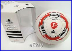 Adidas Fußball Torfabrik Bundesliga Saison 2010/2011 Official Matchball