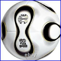 Adidas Fussball Teamgeist WM 2006 Deutschland I Germany Match Ball Spielball OMB