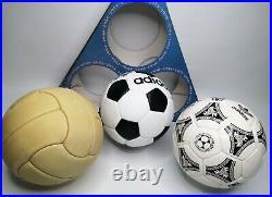 Adidas Fussball World Cup winner Germany Matchball Set Design von WM 54/74/90