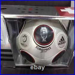 Adidas Gloria Euro 2008 Final Rare Official Match Ball OMB Football Box BNIB