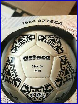 Adidas History of World Cup Mini Match Balls 1970-2006