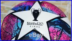 Adidas Istanbul Final UEFA Champion League 2020 Official Soccer Math Ball